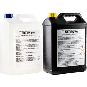 meth decontamination chemicals